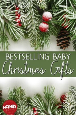 Bestselling Christmas gifts for babies