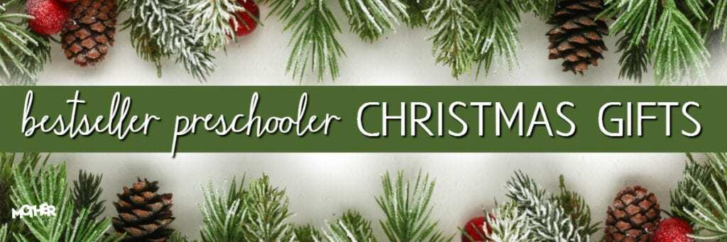 amazon bestseller preschooler christmas gifts header