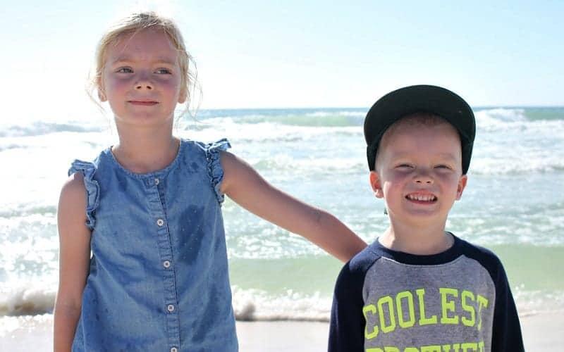 sweet siblings toddler behavior