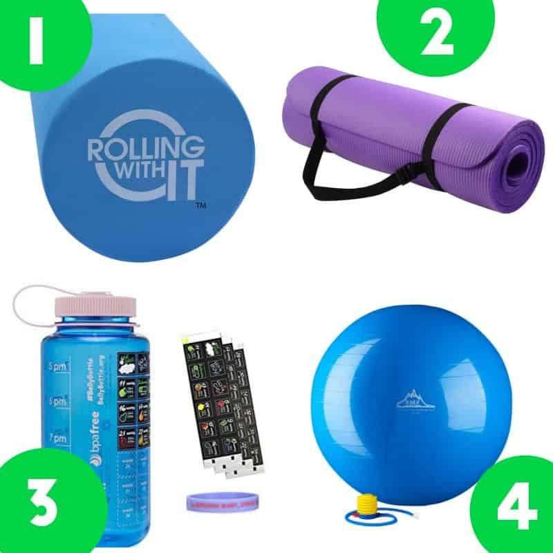 pregnancy fitness gear