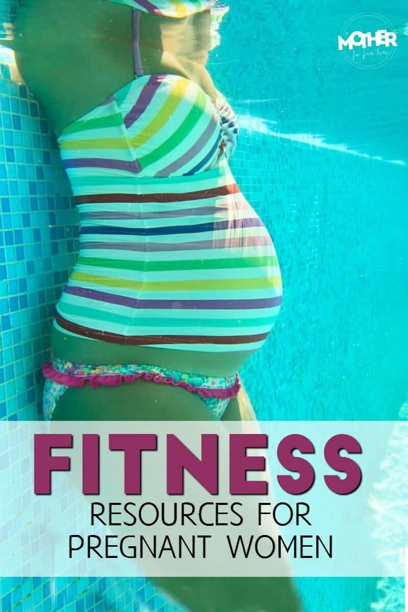 pregnancy fitness resources for the pregnant woman