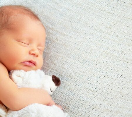 Get A Tired Baby To Sleep — In 4 Simple Steps