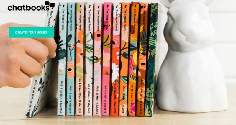 chatbooks review - super awesome covers
