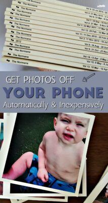If you struggle to print photos you've taken with your camera or your cell phone, this app will help. An honest Chatbooks review and Chatbooks code.
