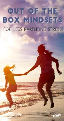 Do you have some parenting problems or struggles that are bringing you down and stealing the positivity from your home atmosphere? Try these hacks!