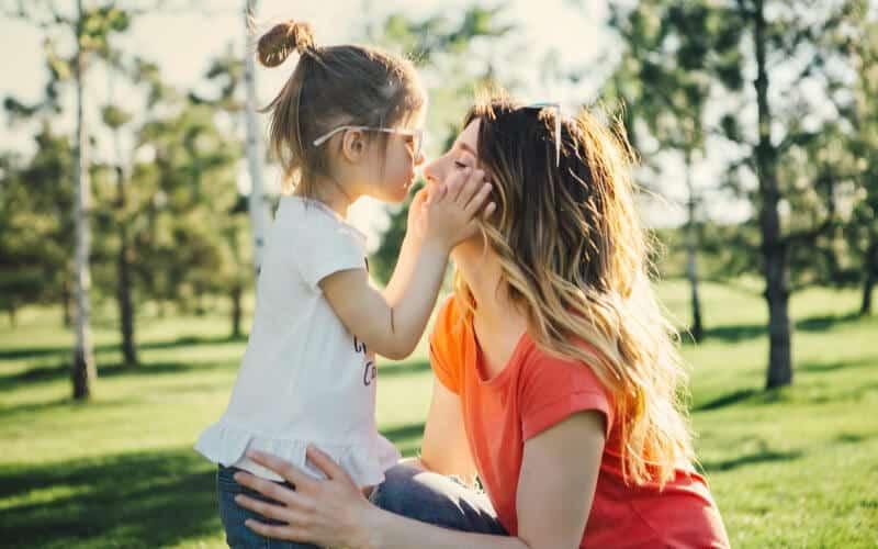 depressed mom finding joy in life