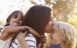 The last thing you want to be is a depressed mom! Here are some strategies, habits, and helpful words to bring the joy back into motherhood.