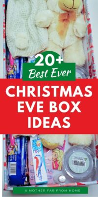 Christmas Eve Box Ideas From Toddlers Teenagers To Adults