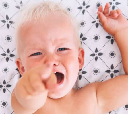Why You've Got An Angry Baby — And What To Do About It