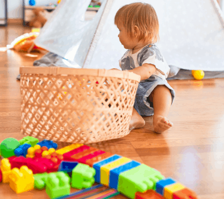 How To Keep A Tidy House With Little Kids – It's Possible!
