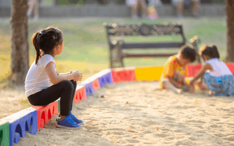 How to train your children to manage their introvert/extrovert tendencies