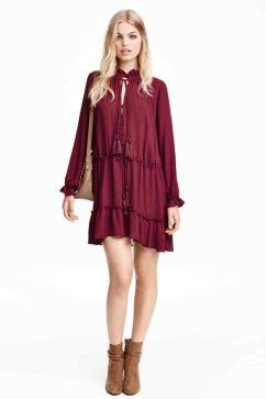 Frill dress H&M