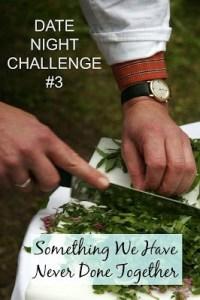 Date Night Challenge #3