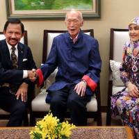 How Singapore and Brunei became Friends
