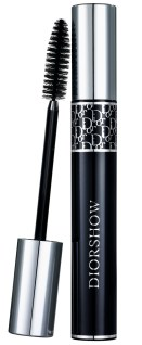 When it comes to mascara, there are plenty of picks, but few make the cut backstage as often as Dior's Diorshow. Inspired by the runway's show-stopping lashes, Diorshow delivers that runway to real way look with its buildable, creamy formula and monster sized brush. The result? Incredible volume, thanks to the silica powder-boosted formula, which actually increases the diameter of each individual lash.