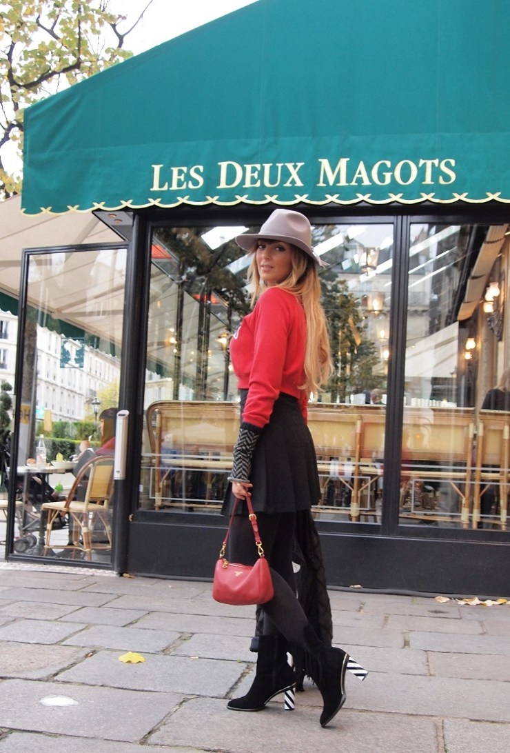 Aurora Amour Blog et Beauté Sac Prada