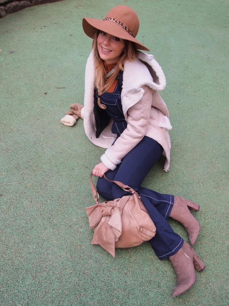 amourblogetbeaute comment porter la salopette