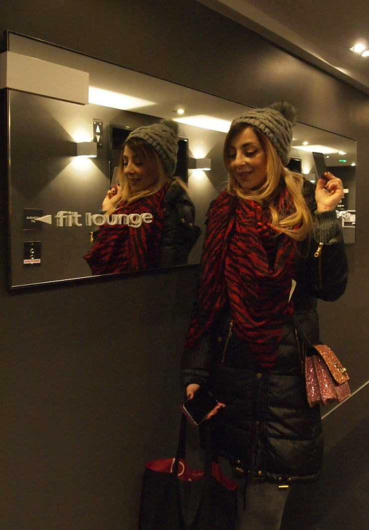 Sport de luxe et pas cher Amour Blog et beauté Aurora arrivé