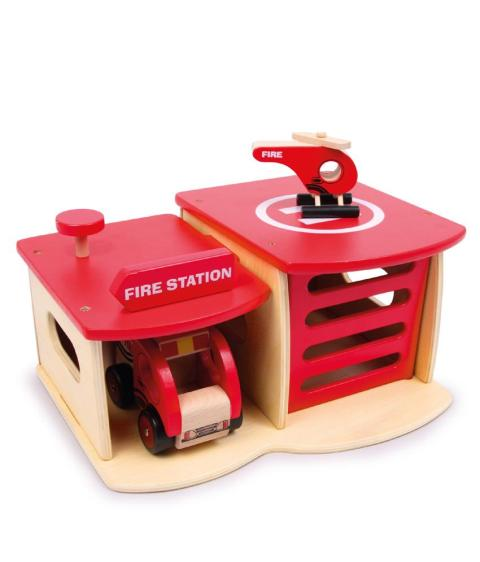 fire station toy