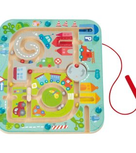 HABA - Magnetic Game Town Maze