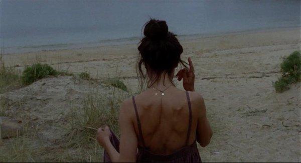 Fotograma da primeira secuencia do filme | A Estación Violenta