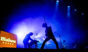 Sidonie no seu concerto no Vive Nigrán | Andrea Mariño