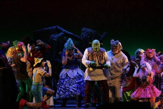 Shrek en galego