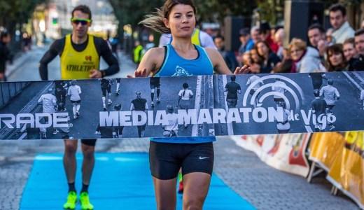'La 21', o Medio Maratón de Vigo, renova o seu percorrido
