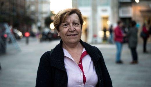 Rosa Mª Laranxeiro (Manuela do Estanco)