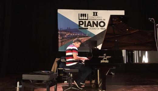 O III Concurso Internacional de piano Cidade de Vigo acolle a 100 participantes de 53 países diferentes