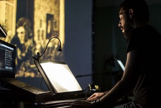 Caspervek musicalizará 'A carreta pantasma' na inauguración do GFFF