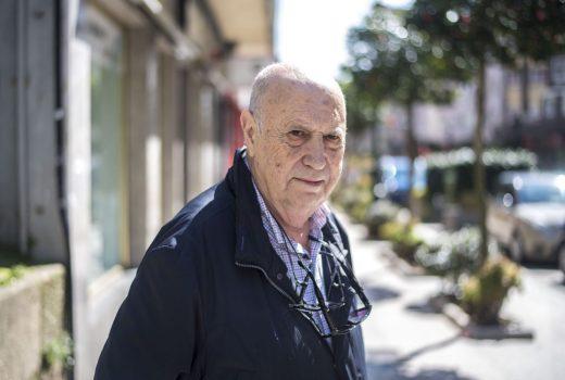 Xosé Luís Méndez Ferrín: «O primeiro que hai que facer é non avergonzarse de quen somos nin de onde vimos»