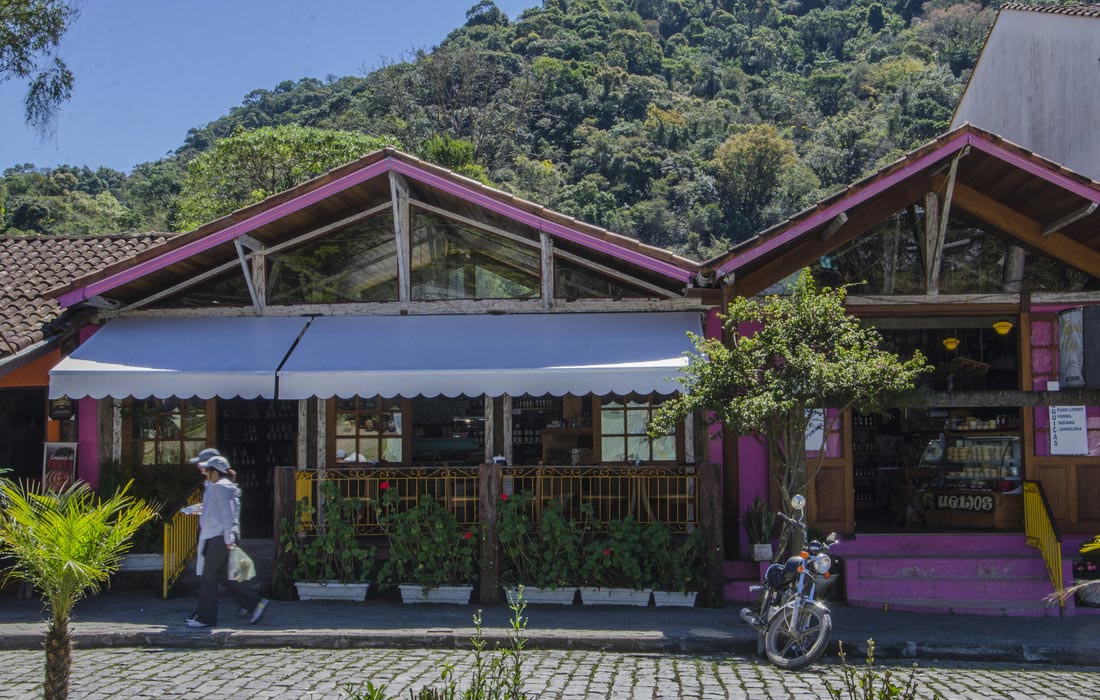 Vila de Visconde de Mauá