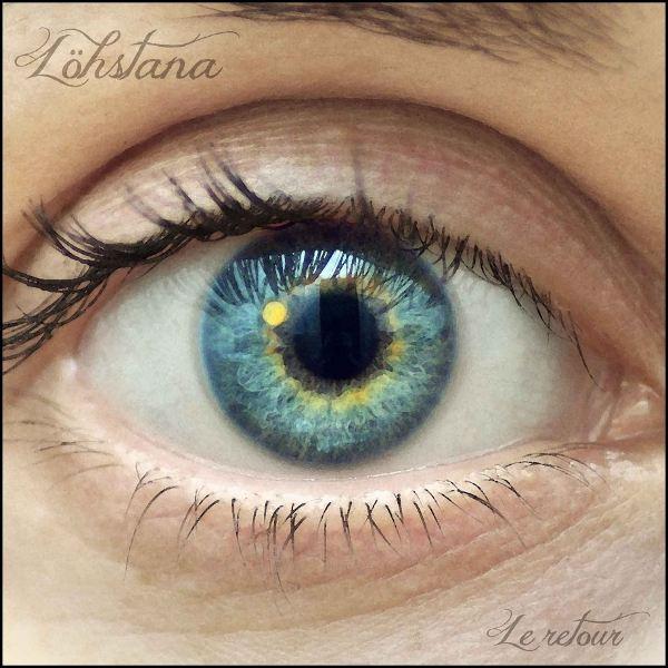 Lohstana David - le retour pochette d'album