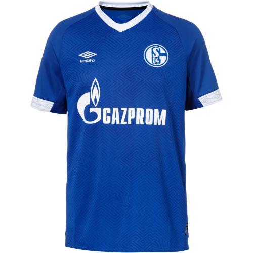 Umbro Fc Schalke 04 18 19 Heim Fussballtrikot Herren Deep Surf Brilliant White Im Online Shop Von Sportscheck Kaufen