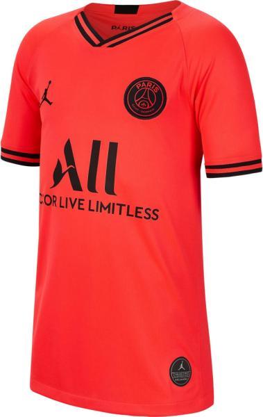 nike paris saintgermain jordan 19 20 auswarts trikot kinder infrared 23 black im online shop von sportscheck kaufen