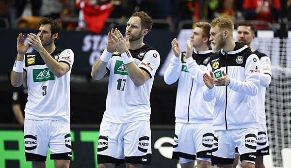 handball wm wann spielt deutschland in
