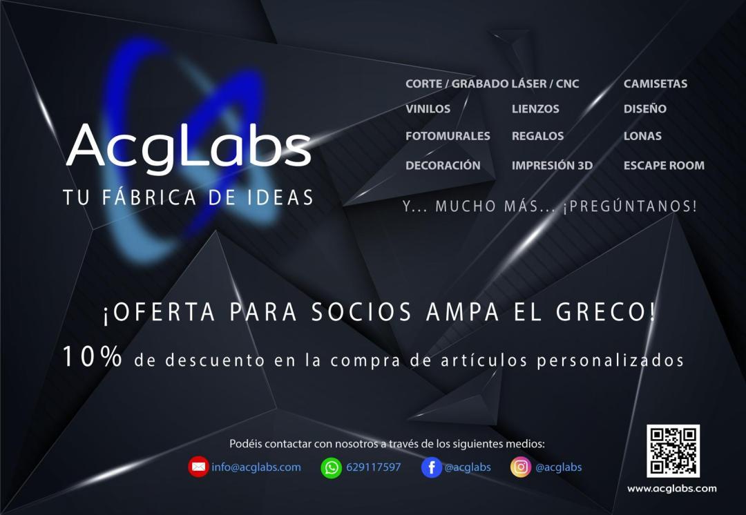 ACG LABS TU FABRICA DE IDEAS
