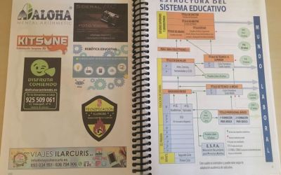 Agendas Escolares curso 2019-2020