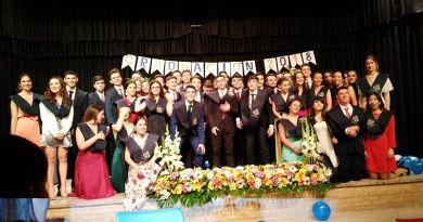 Graduación de Bachillerato del Curso 2017-2018