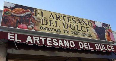 Banner Exterior del establecimiento El Artesano del Dulce