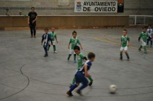 Minibenjamines. Torneo AMPA Fozanledi 2016