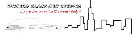 Chicago Black Car Service Logo