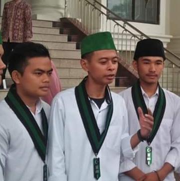 Iin Habibi Ketum Badko HMI Jambi