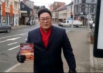 Jozeph Paul Zhang Tersangka Penistaan Agama dan UU ITE  (Foto/Istimewa)