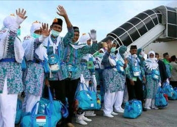 Ilustrasi calon jemaah haji Indonesia/Net