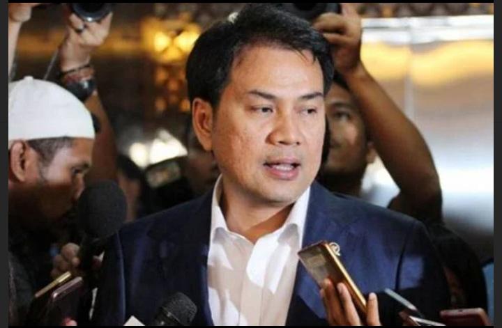 Wakil Ketua DPR RI, Azis Syamsuddin/Net