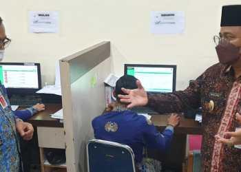 Wakil Walikota Jambi dr Maulana, foto: Ichsan/ampar