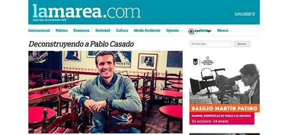 lamarea.com - online newspaper