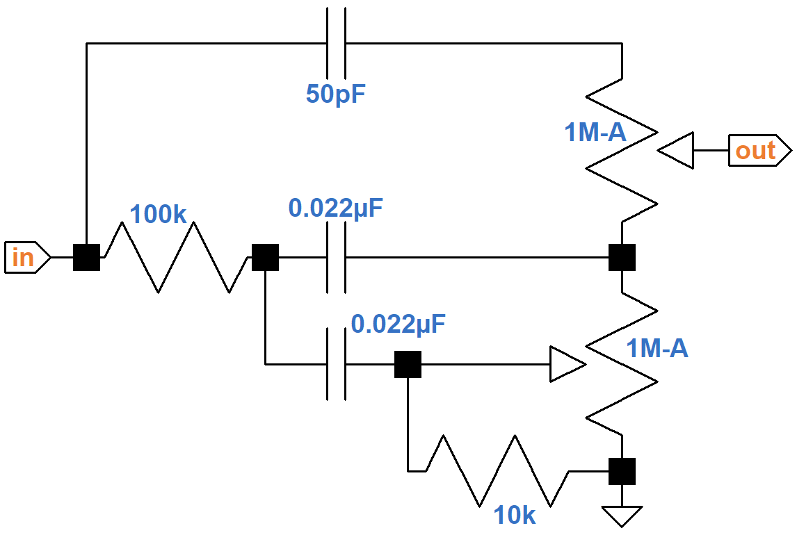 Vox Amp Schematic